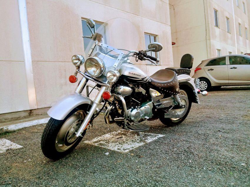 Garinni Gr 250T3 (250cc) - Foto #10