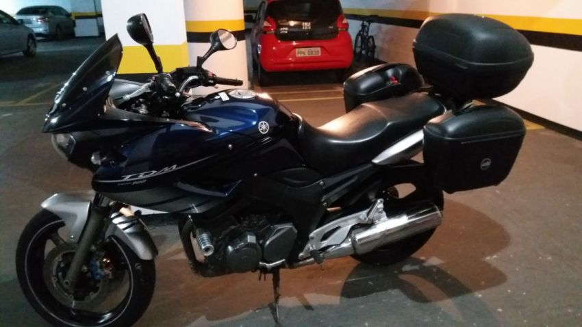 Yamaha TDM 900 - Foto #3