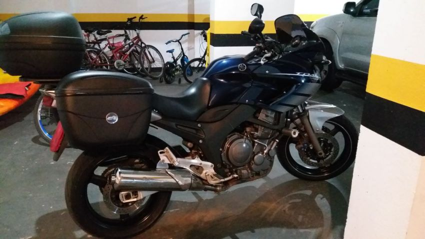 Yamaha TDM 900 - Foto #4
