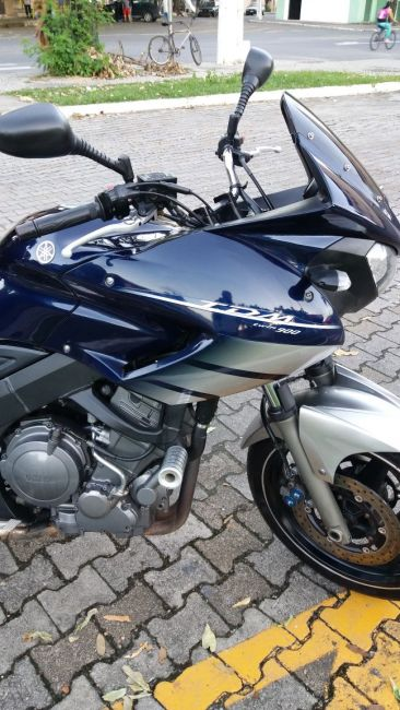Yamaha TDM 900 - Foto #9
