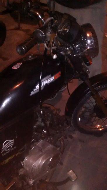 Dafra Super (100cc) - Foto #2
