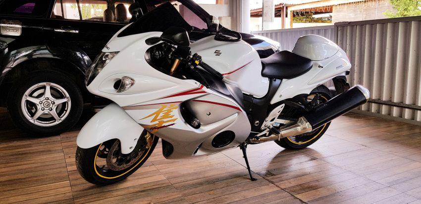 Suzuki Hayabusa Gsx 1300 R - Foto #1