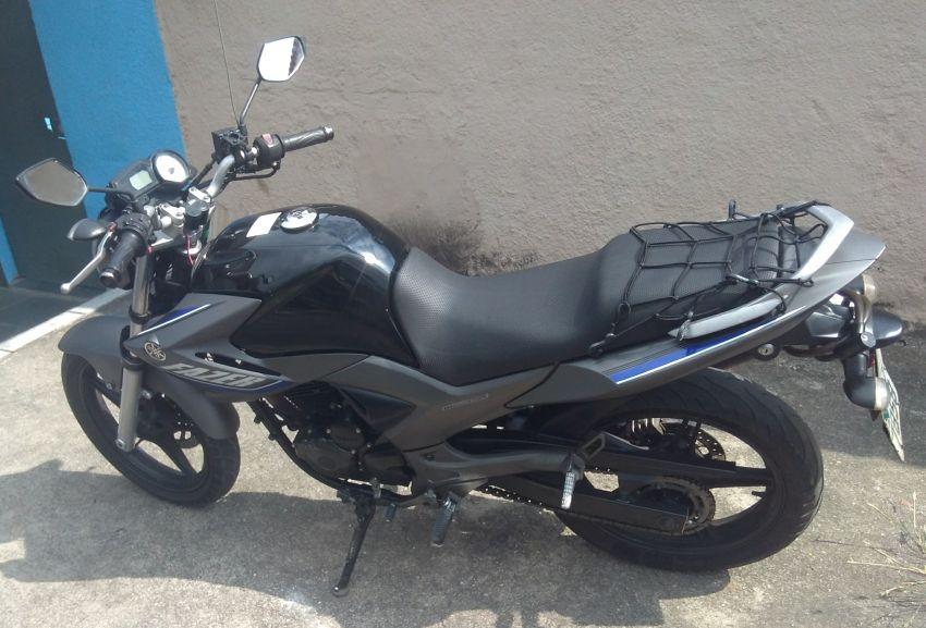 Yamaha YS 250 Fazer - Foto #8