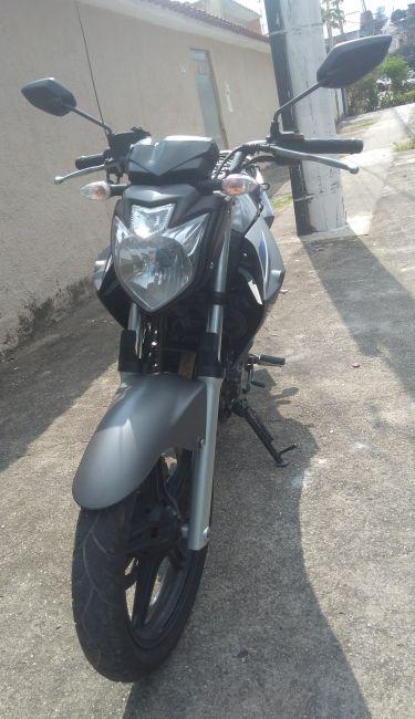 Yamaha YS 250 Fazer - Foto #9