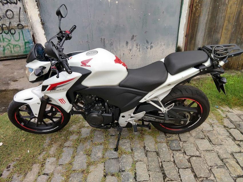 Honda CB 500F (STD) - Foto #1