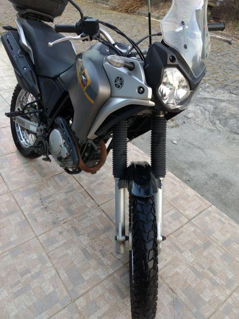 Yamaha Xtz 250 Tenere Blueflex - Foto #7