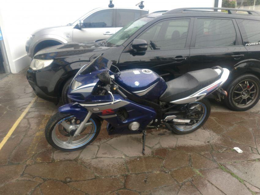 Suzuki GS 500 E - Foto #1