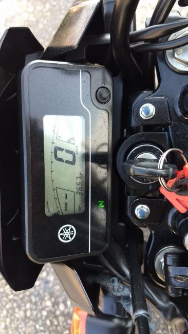 Yamaha YBR 150 Factor E - Foto #1