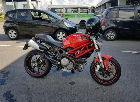 Ducati Monster 796 - Foto #6
