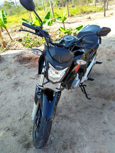 Honda Twister (STD) - Foto #4