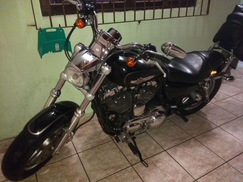 Harley-Davidson Sportster 1200 Custom - Foto #7