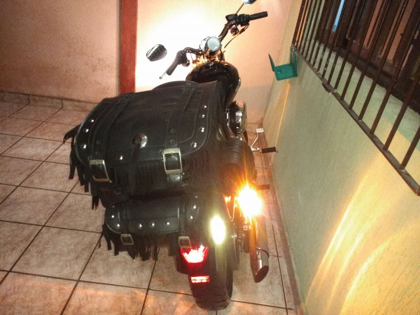 Harley-Davidson Sportster 1200 Custom - Foto #8