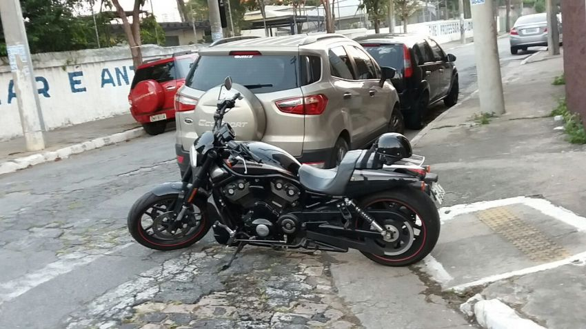 Harley-Davidson Night Rod Special - Foto #4