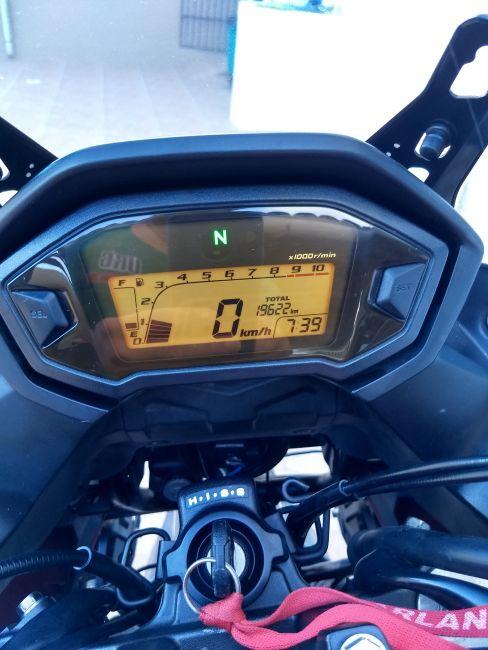 Honda CB 500X (STD) - Foto #4
