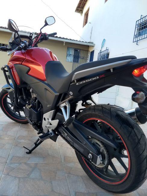 Honda CB 500X (STD) - Foto #5