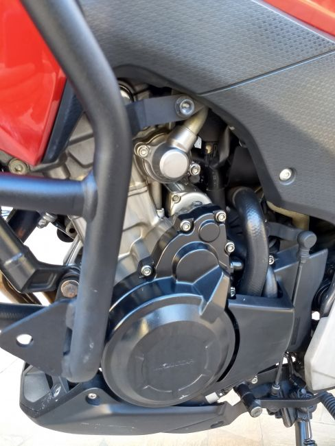 Honda CB 500X (STD) - Foto #6