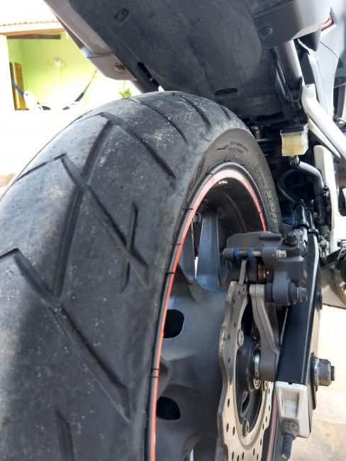 Honda CB 500X (STD) - Foto #7