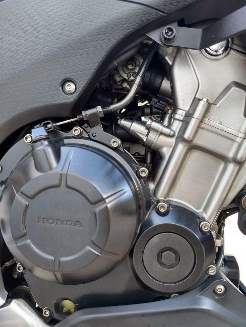 Honda CB 500X (STD) - Foto #8