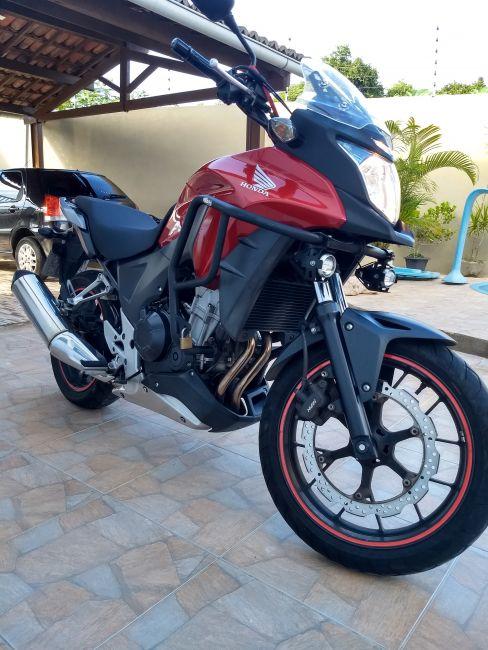 Honda CB 500X (STD) - Foto #9