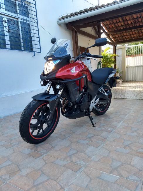 Honda CB 500X (STD) - Foto #10