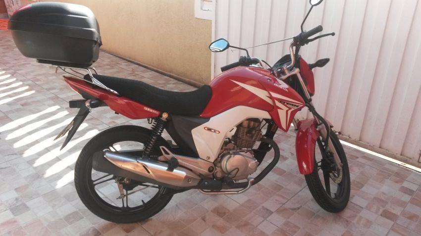 Honda CG 150 Titan EX - Foto #1