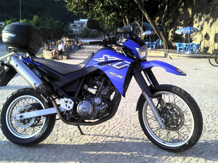 Yamaha xt 660 r, 2006 god.