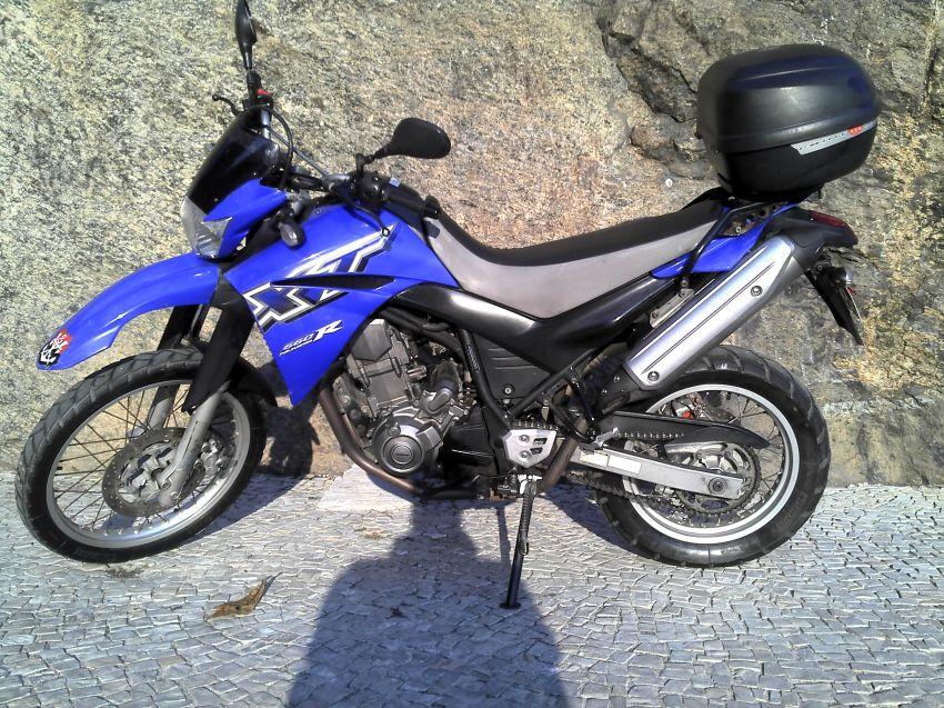 Yamaha XT 660 R - Foto #5