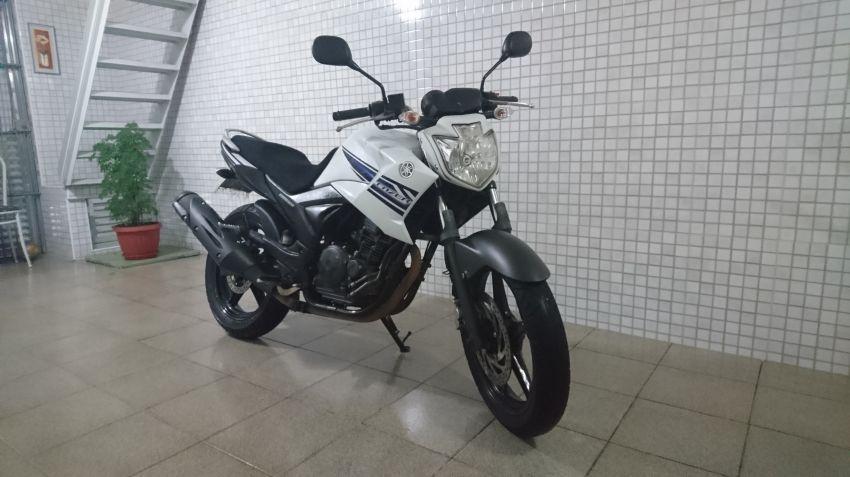 Yamaha YS 250 Fazer Blueflex - Foto #4