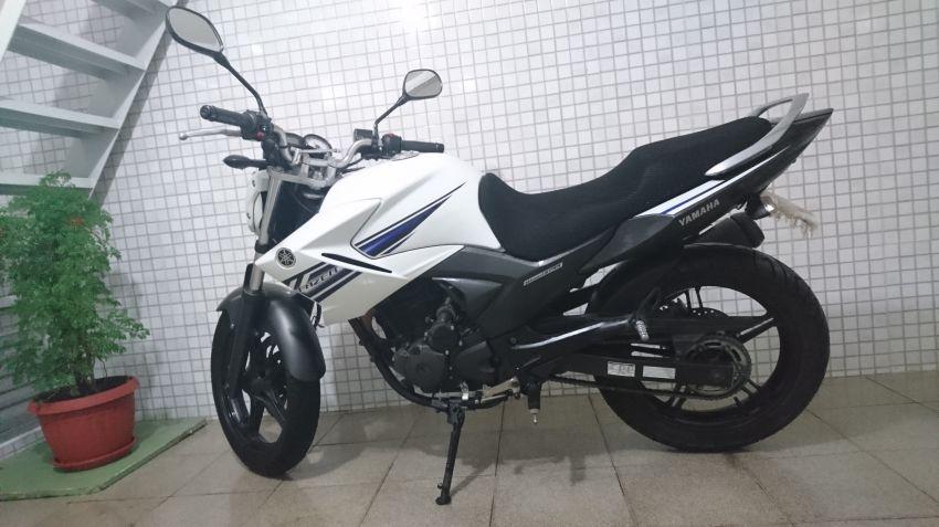 Yamaha YS 250 Fazer Blueflex - Foto #7