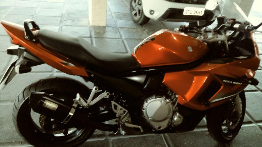 Suzuki GSX 650 F - Foto #3