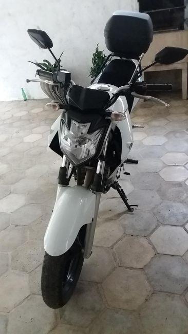 Yamaha YS 250 Fazer Blueflex - Foto #9