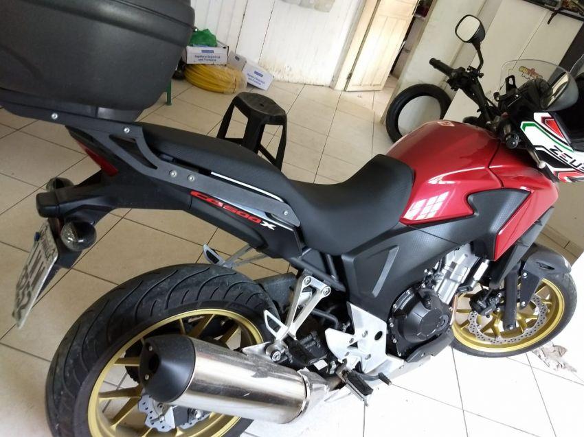 Honda CB 500X (STD) - Foto #1