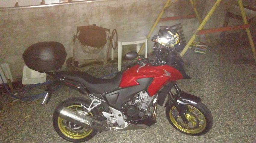 Honda CB 500X (STD) - Foto #2