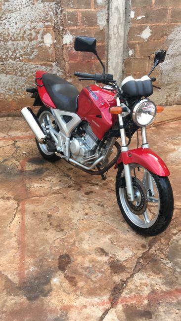 Honda CBX 250 Twister - Foto #8