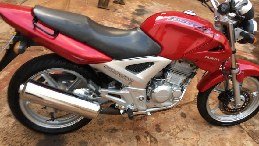 Honda CBX 250 Twister - Foto #9
