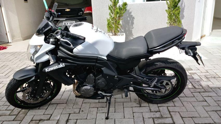 Kawasaki ER 6N - Foto #8