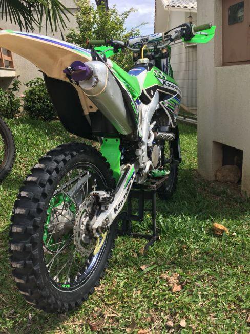Kawasaki KX 65 - Foto #1
