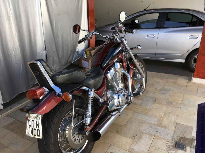 Suzuki Intruder VS 1400 GLP - Foto #5
