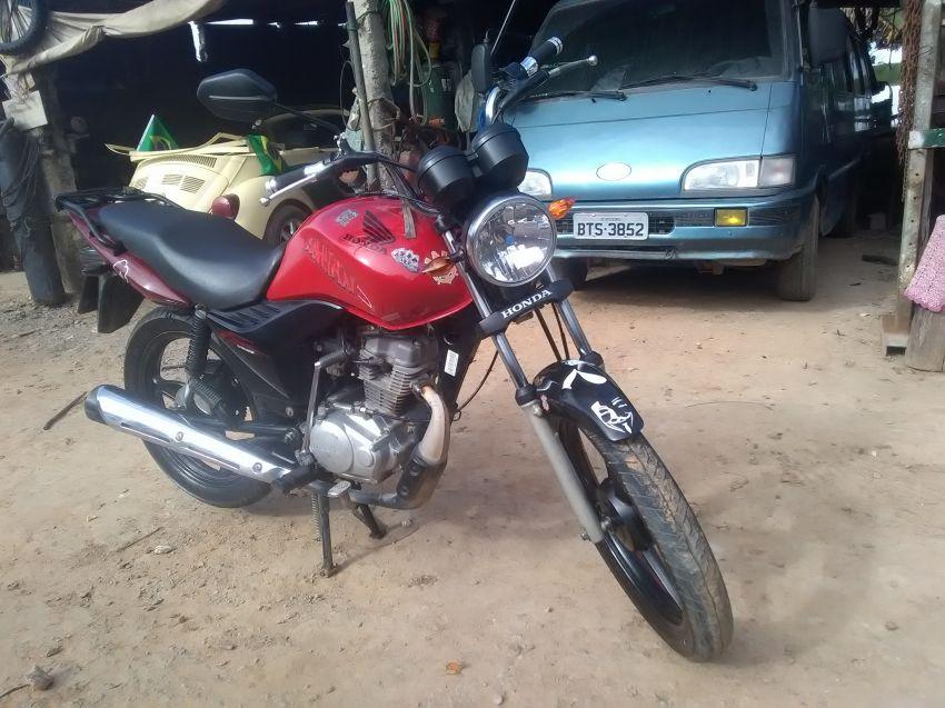 Honda CG 125 Cargo ES - Foto #2