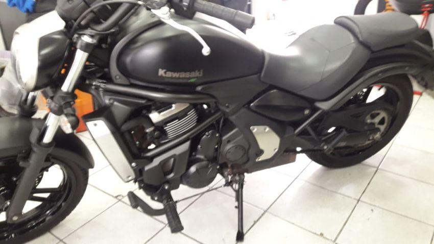 Kawasaki Vulcan Vn 800 - Foto #2