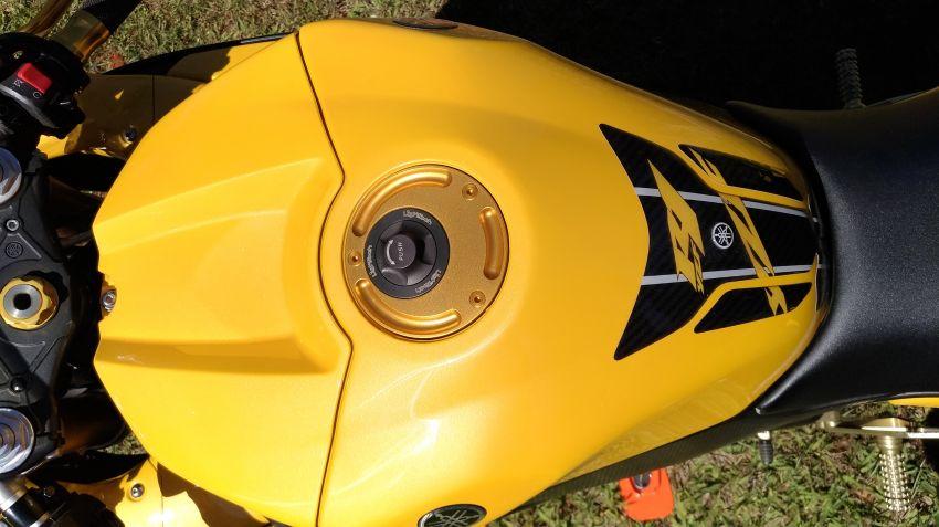Yamaha YZF R1 - Foto #4