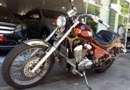 Honda VT 600 C Shadow - Foto #4