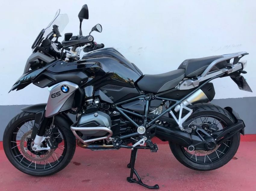 BMW R 1200 GS Sport Triple Black - Foto #5