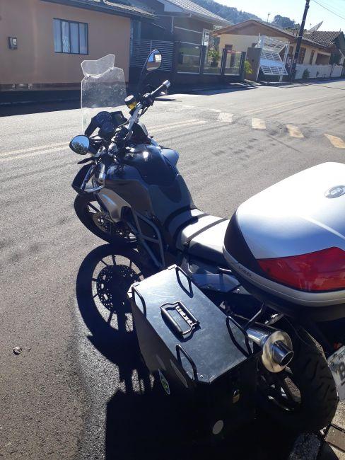 BMW F 700 GS - Foto #4