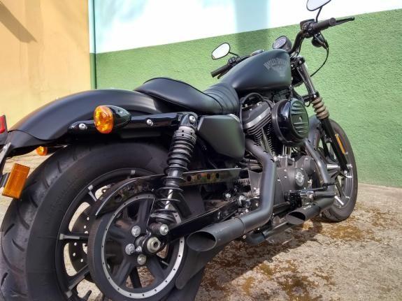 Harley-Davidson Sportster 883 Iron - Foto #3