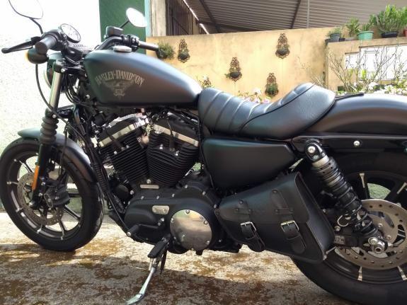 Harley-Davidson Sportster 883 Iron - Foto #5