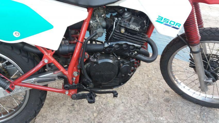 Honda XLX 350 R - Foto #5