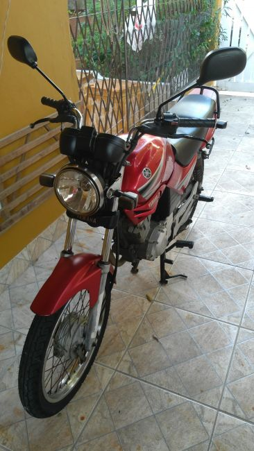 Yamaha YBR 125 E - Foto #3