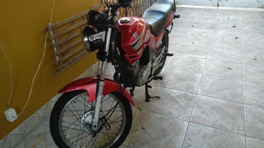 Yamaha YBR 125 E - Foto #4