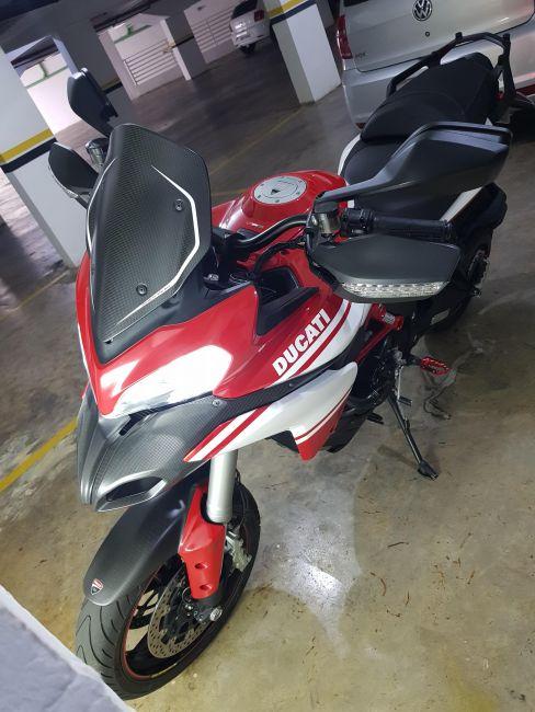 Ducati Multistrada 1200 S Pikes Pake - Foto #6